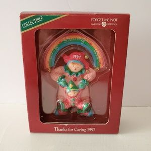 American Greetings Vintage Collectable Ornament